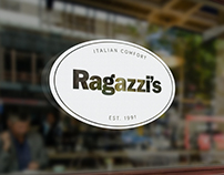 Ragazzi's | A Subtle Re-brand for a Southern Staple