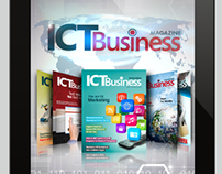 ICT Business Magazine Application