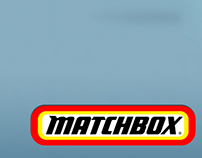 Matchbox - print campaign