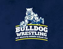 Bulldog Wrestling Branding