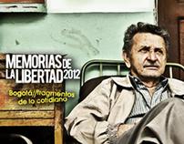 MEMORIAS DE LA LIBERTAD 2.  Fragmentos de lo cotidiano.