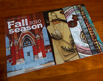 Gallery Season Direct Mail Campaign