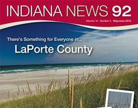 Writing sample for Indiana News 92 magazine