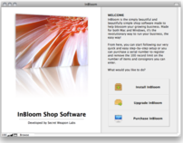 InBloom Shop Software