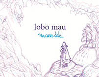 Album cover for LOBO MAU