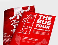 Graphic Design, Typography : Poster Layout for DANFOSS