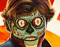 SOLO - A THEY LIVE STORY OF BLIND CONSUMERISM
