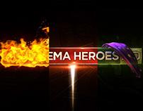 Sky Cinema Heroes Ident