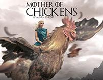 Subway Chicken Festival Campaign