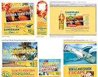 Land Shark Lager Promotions