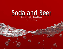 Soda and Beer - Fantastic Realism