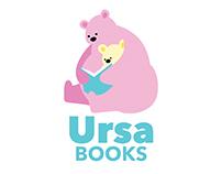 Ursa Books Logo