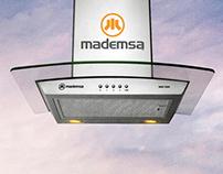 Radio  Mademsa Extractores de Aire + English Version
