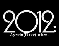 2012: A year in (iPhone) pictures.
