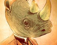 Rinocerontus XVIII