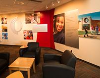 President Office Wall Installation