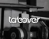 Takeover - Brand Identity