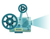 Projektor app