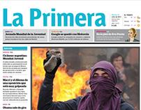 """Diario """"La Primera"""""""