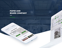 Paper and board company