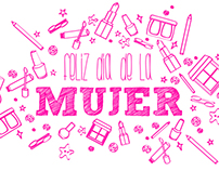 Alto Palermo // Dia de la mujer 2013 Logo & Branding