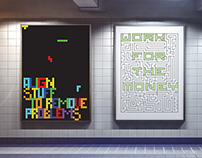 The Six Subject Poster Series