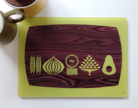 Kitchenware samples