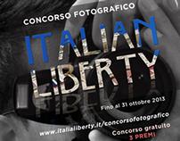 Concorso Fotografico ''ITALIAN LIBERTY''