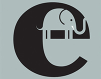 'e is for elephant' from the Animal Alphabet