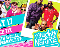 Naughty By Nature 90s Show