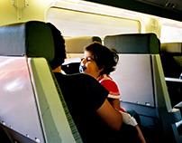 Train Ride Baby