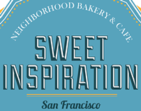 Sweet Inspiration Brand Identity