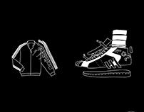 Adidas Sketches