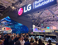 [Integrated Marketing Communications] LG ISE 2019
