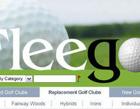 FleeGolf site
