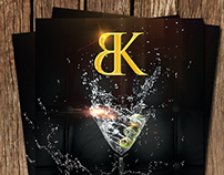 Poster - Binet cocktail