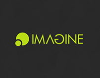 "Restyling logo ""Imagine communication"""