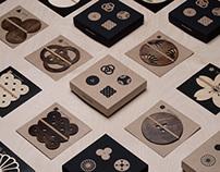 Kamon Coasters