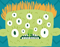 Exposición Monstruario Infantil / Comfenalco