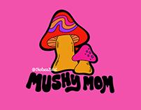 Mushy Mom shirt design