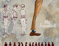 Character Design - The Scientist