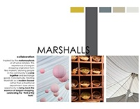 Marshalls: Rebranding Retail Design