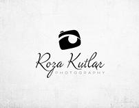 Roza Kutlar Photography Logo Ident