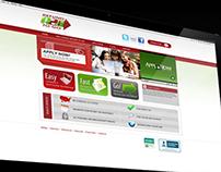 Webdesign de Site Refund to Go