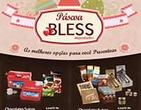 Design de Email Marketing - Bless Importados