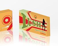 Lush Gum Packaging