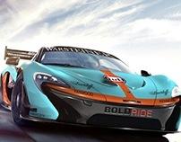 2014 McLaren P1 GTR Gulf