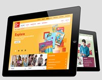 McGraw-Hill Education / Redesign - 2013