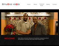 Studio 1080 Website Design