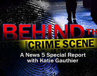 Behind the Crime Scene